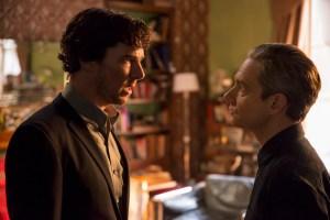 Sherlock Season 4 The Lying Detective John