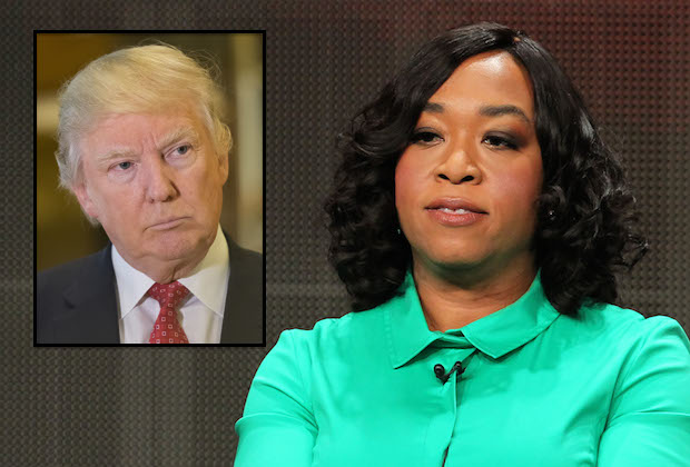 Shonda Rhimes Reacts Trump Postponement