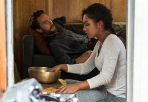 Sleepy Hollow Recap New Witness Molly Season 4