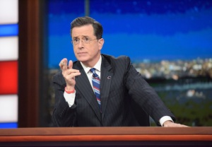 Stephen Colbert Report Return The Late Show