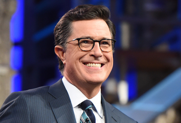 Stephen Colbert Emmy Host