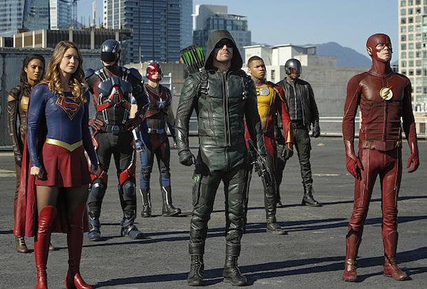 Arrow Flash Crososver 2017
