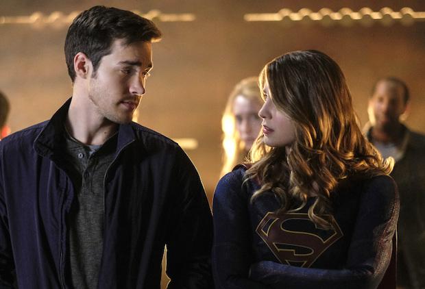 Supergirl Mon-El Romance Poll