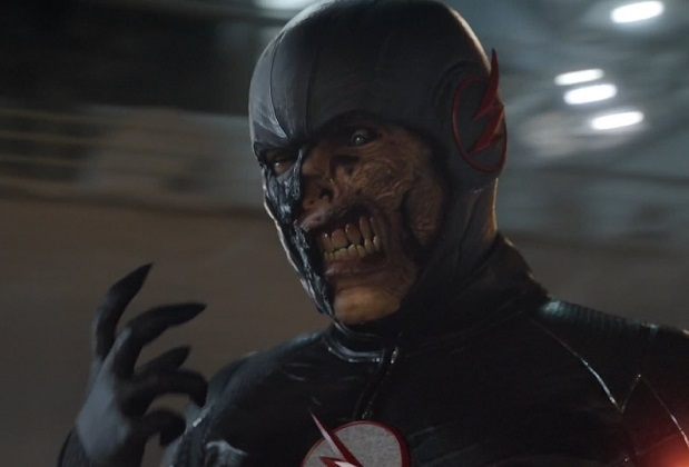 The Flash Black Flash Returns