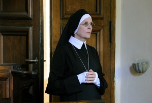The Young Pope Review HBO Diane Keaton Sister Mary