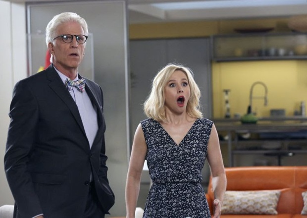 The Good Place Renewed