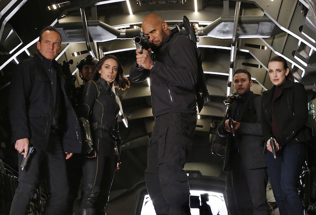 Agents of SHIELD Cancelled Renewed