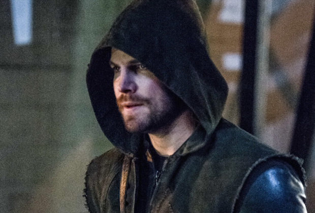 Arrow Recap Season 5 Episode 12
