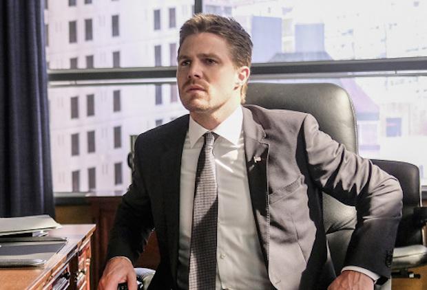 Arrow Recap Oliver Impeached