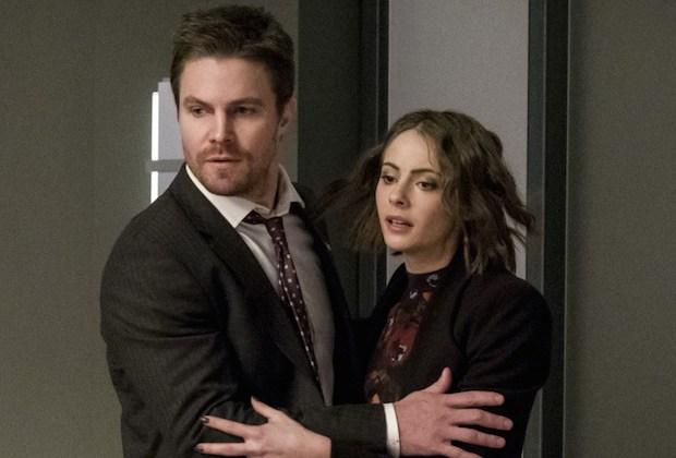 Arrow Season 5 Thea