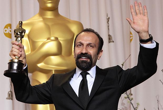 Asghar Farhadi Oscars