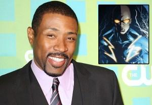 Black Lightning Cast Cress Williams