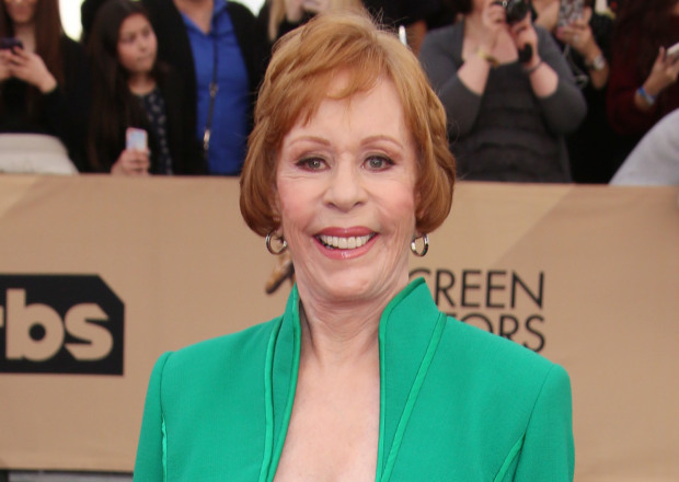 Carol Burnett Household Name