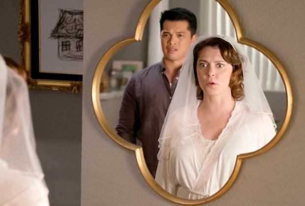Crazy Ex Girlfriend Season 2 Finale Rebecca Josh