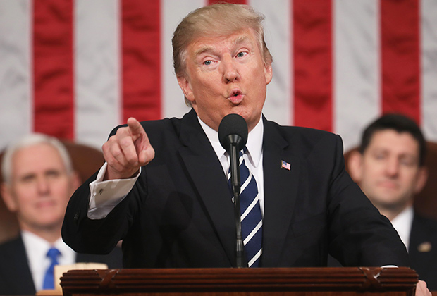 President Trump Joint Address