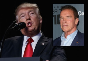 Trump Prayer Breakfast Schwarzenegger