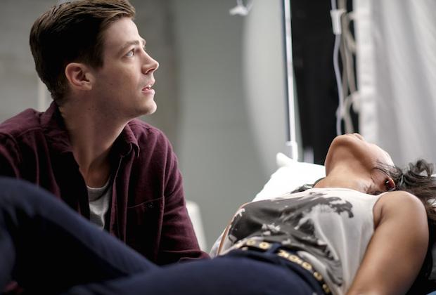 Flash Recap Season 3 Iris Dies