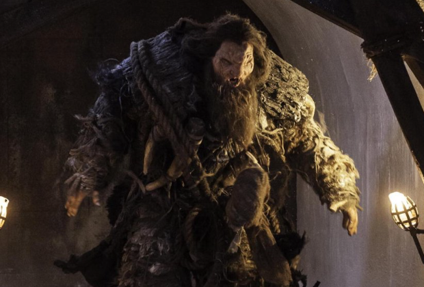 NEIL FINGLETON Game of Thrones Dies