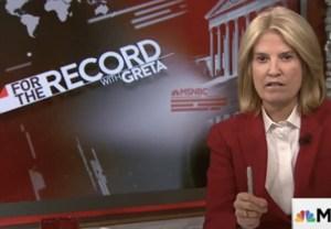 Greta Van Susteren Trump