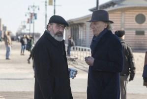 Homeland Season 6 Episode 6 The Return Saul Viktor