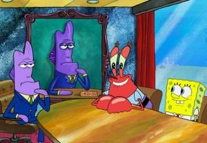 Jon Hamm SpongeBob SquarePants