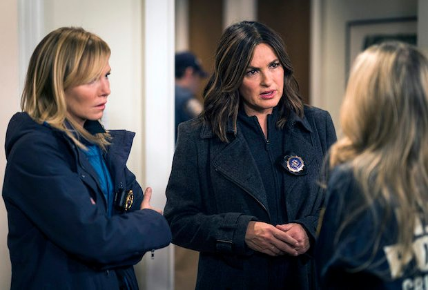 Law Order SVU 400th Episode Recap