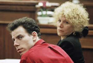 Menendez Brothers Trial 1994, Los Angeles, USA