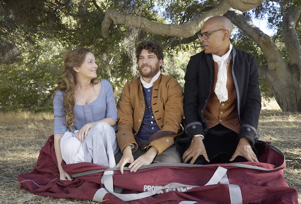 Making History Review Fox Time Travel Adam Pally