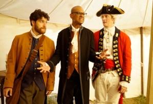 Making History Review Fox Yassir Lester Chris