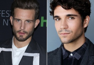 Menendez Brothers Lifetime Movie Nico Tortorella Myko Olivier