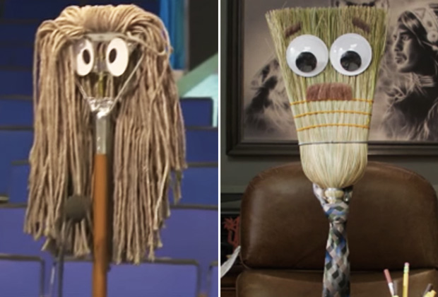 The Late Late Show Broom