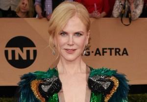 Nicole Kidman New TV Series
