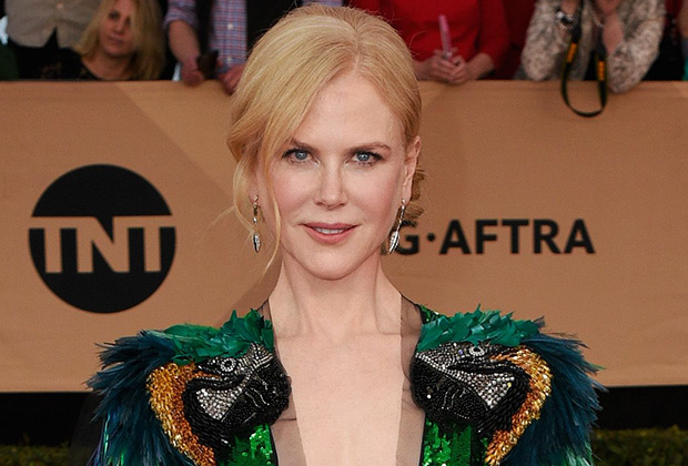 Nicole Kidman New TV Series