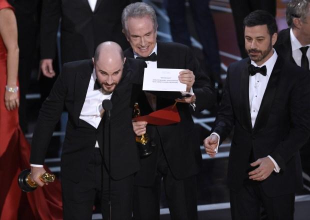 Oscar Mixup