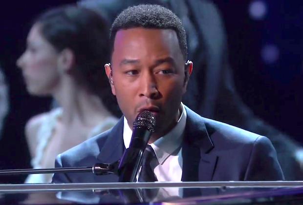 Oscars John Legend