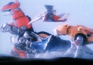Power Rangers Movie Zords