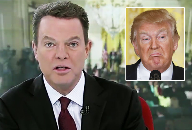 Shepard Smith Donald Trump