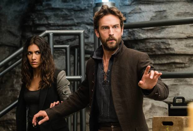 Sleepy Hollow Ratings Season 4