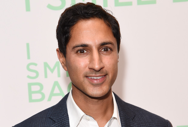 Star Trek Discovery Cast Maulik Pancholy Dr. Nambue