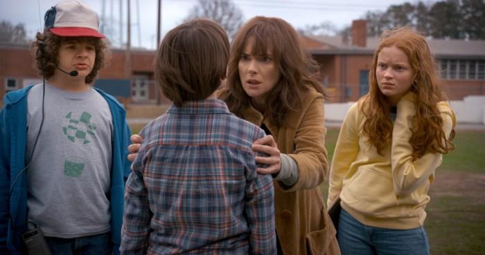 Stranger Things Season 2 Netflix Joyce