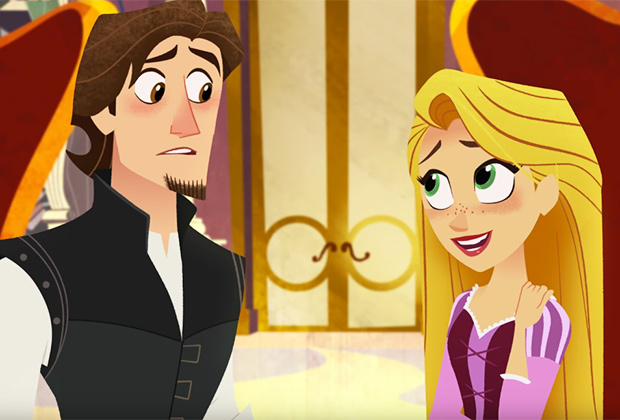 Tangled The Series Renewed