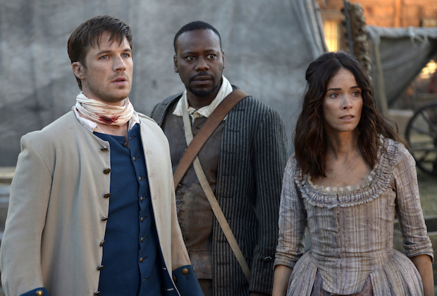 Timeless Cancelled Renewed NBC