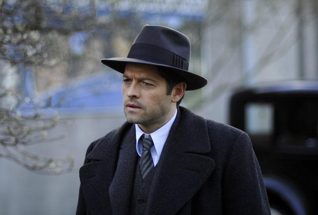 Misha Collins Timeless