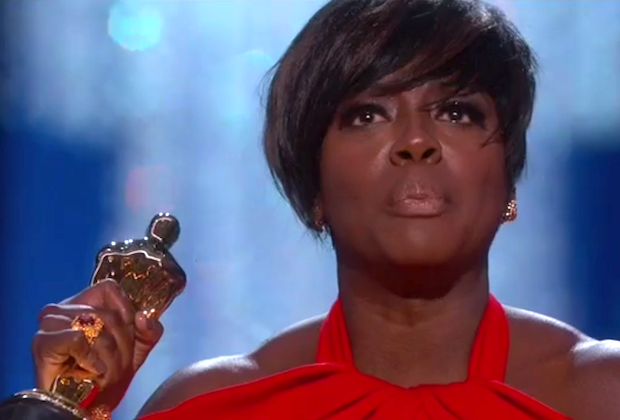 Viola Davis Oscar Speech