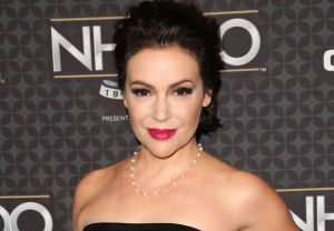 Alyssa Milano Cast Insatiable The CW Drama Pilot