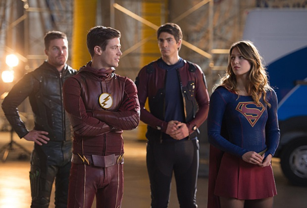 Arrow The Flash Supergirl Legends of Tomorrow Spoilers