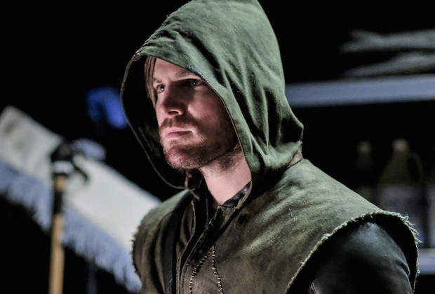 Arrow Spoilers Oliver Prometheus