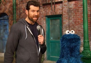 Billy Eichner Sesame Street Video
