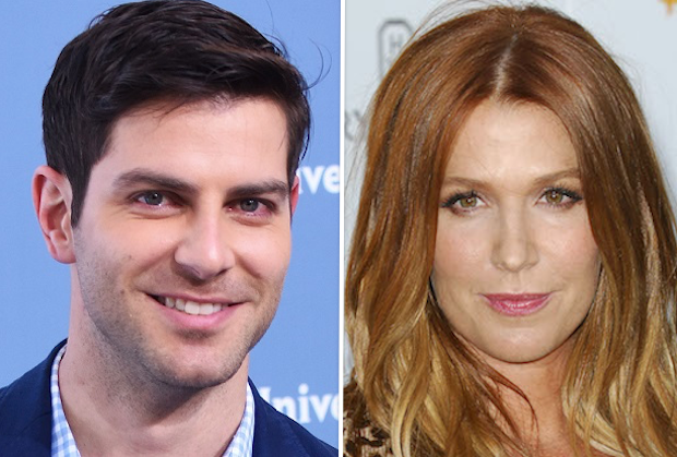 David Giuntoli Poppy Montgomery Cast Mission Control