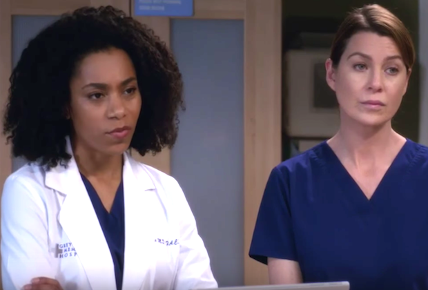 greys anatomy season 13 episode 18 recap kelly mccreary interview